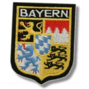 Großhandel Geschenkartikel & Papeterie: Stickwappen / Aufbügler Bayern Souvenir !!!