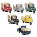 Großhandel Modelle & Fahrzeuge:Mini Tricycle 10cm