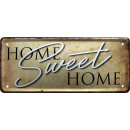 wholesale Pictures & Frames: Tin sign town sign 28x12cm