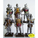 wholesale Gifts & Stationery: Polyresin Knight colorful 9.5cm
