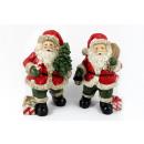 Poly Święty Mikołaj 13,5 cm