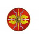 mayorista Juguetes: Redonda de madera Escudo Romano