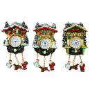 wholesale Gifts & Stationery: Cuckoo clock magnet with genuine clock. ...