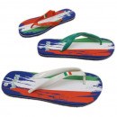 Italy Men World Cup Sandals Sandals Slipper