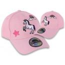 Premium Kids Girls Baseball Cap Cappy Cap Caps