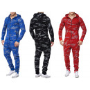groothandel Sport & Vrije Tijd: Mens joggingpak  Sports Suit Leisure training
