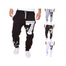 Mens Jogging Pants  Sport Trousers Leisure Training