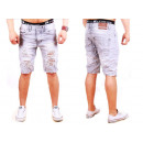 wholesale Jeanswear: Men Men Capri  Bermuda 3/4 Pants Jeans Pants Shor