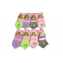 Kids Kids Girls Boys Sneaker Socks Smiley