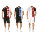 Men's Trend Jogging Suit Sports Sports Suit