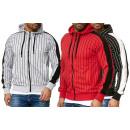 Men's Trend Hoody Jacket Hoodie Zipper