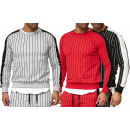 Men's Trend Pullover Sweatshirt Longsleeve Pul
