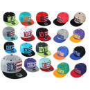 Basecap Cap Caps  USA New York Atlanta Chicago NEU