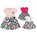 Gyerek gyerekek lányok ruha ing ruha virágok Basic