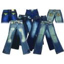 Großhandel Jeanswear: Damen Jeans Hosen  Jeanshose Regular Bootcut