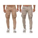Men Men Cargo Pants Uni Trousers Cargo Pants Long