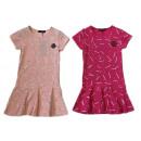 Kids Girl Flounce Dress Pattern Longshirt