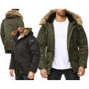 Men's Men's Trend Jacket Coat Bomber Jacke