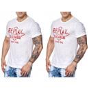 Großhandel Shirts & Tops: Original Replay  Herren Kurzarm T-Shirts Rundhals