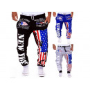Men jogging pants  sports trousers leisure Training