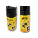 mayorista Ocio y Camping: Spray de pimienta 40 ml defensa pulverización auto