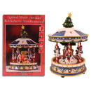 Christmas Carousel LED Christmas Lights