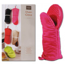 Cooking silicone coton oven mitt oven mitts
