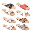 Ladies Woman Summer Trend Slipper Beach Shoe