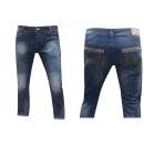 mayorista Ropa / Zapatos y Accesorios: Jeans de moda para hombres 100% algodón Corte de b
