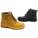 wholesale Shoes: Men's outdoor  trekking Winter Boots Laced shoe