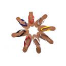 Ladies Woman Summer Toe Separator Sandals Oversize