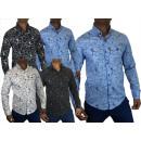 Großhandel Hemden & Blusen: Herren Business  Freizeit Hemden Hemd Sporthemd