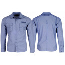 wholesale Shirts & Blouses: High quality Men Shirt Casual Slim Fit 100% BW