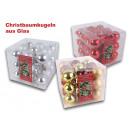 810 Christbaumkugeln Weihnachtskugeln Baumschmuck