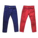 Kids Kids Trend Trousers with Belt Jeans Denim