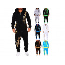 Mens Jogging Suit  Sports Suit Leisure training