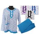grossiste Pyjamas et Chemises de nuit: Ensemble de pyjamas dentelle florale