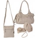 Women's Women's 4-Piece Handbag Set Handba