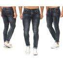 Men's Men's Trend Jeans Vintage Distressed
