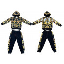 Kids Boys 2-piece Jogging Suit Jacket with Pants