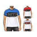 Men's Men's Trend T-Shirt Stripe Unite Cre