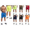 Men's Short Summer Shorts Swimwear Trend Boxer