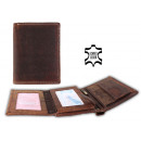 Noble Men's Wallets Real Leather Wallet
