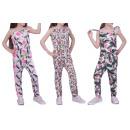 Kids Girl Trend Jumpsuit Summer Jumpsuit