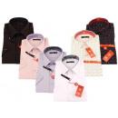 Großhandel Hemden & Blusen: Herren Freizeit  Hemden Hemd Mix Kurzarm