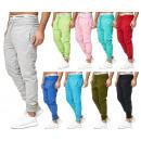 Men Trend Basic Sports Pants Uni Leisure Pants