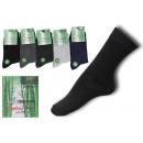 Herren Men Komfort Bambussocken Socken Bambus