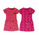 Kids trend girl dress pattern anchor Maritim