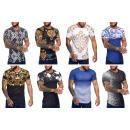 Men's Men's Summer Trend T-shirts Shirts T