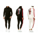 Men's Trend Jogging Skull Skull Suit